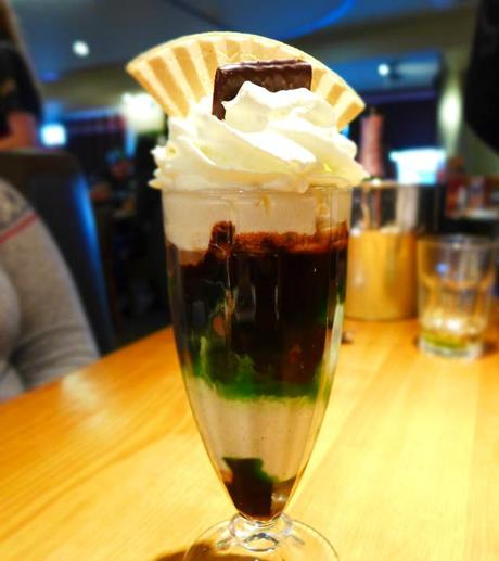Beefeater Grill - After Eight Sundae