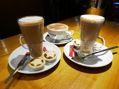 Beefeater Grill - Coffees