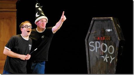 Review: Potted Potter (Broadway in Chicago, 2015)