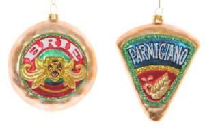 Say, what's your favorite cheese for the holidays? I personally like Gouda no matter what time of year it is, but I know some folks are picky. By the way, purchase those Havarti ornaments early, those are always the first to go.