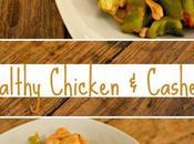 Healthy Chicken Cashews {gluten Free, Free}