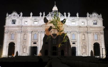 vatican light show1