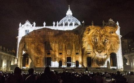 vatican light show2