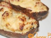 Pepper's Cheese Bacon Filled Potato Skins Recipe!