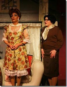 Review: Christmas Dearest (Hell in a Handbag Productions)