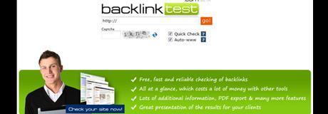 backlinktest