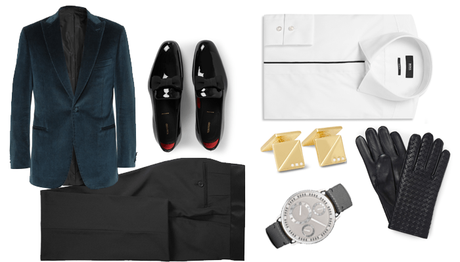 The 2015 Men's Christmas Style Guide