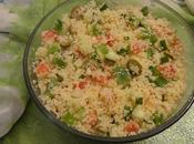 Salade Couscous Salad Ensalada Cuscús
