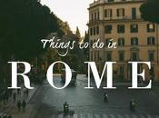 Alternative Things Rome