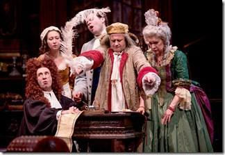 Review: The Heir Apparent (Chicago Shakespeare Theater)