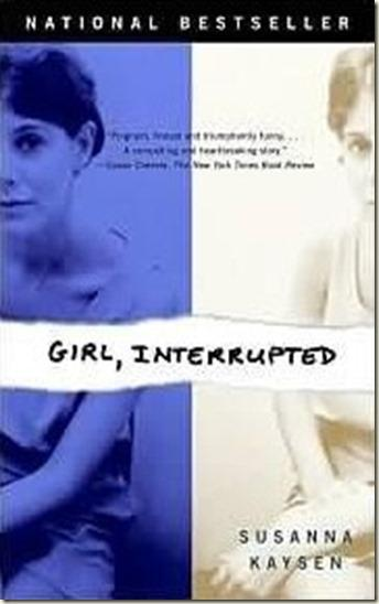 reaction paper of girl interrupted Girl, interrupted is a 1999 american psychological drama film based on susanna kaysen's 1993 memoir of the same nameit chronicles kaysen's 18-month stay at a mental institution.