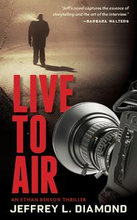 Live to Air by Jeffrey L. Diamond- A Book Review