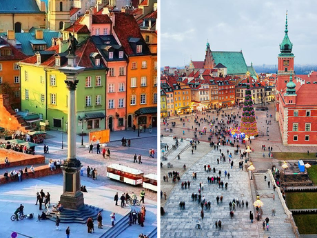 2016 Travel Wish List: 10 Cities to Visit in Europe - warsaw