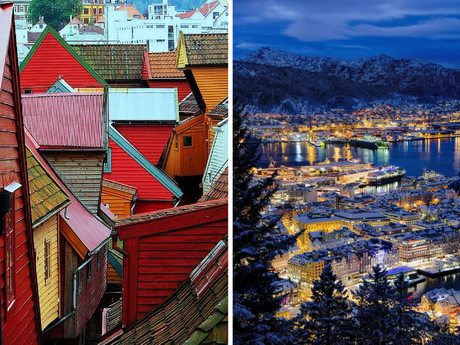 2016 Travel Wish List: 10 Cities to Visit in Europe - bergen