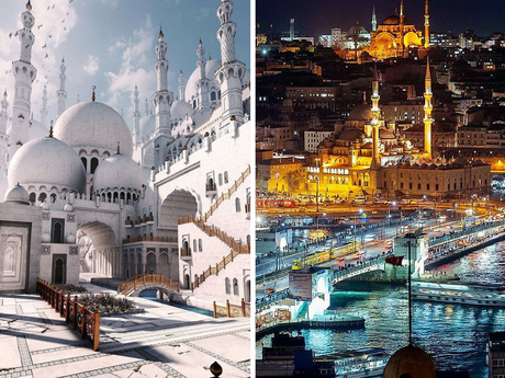 2016 Travel Wish List: 10 Cities to Visit in Europe - Istanbul
