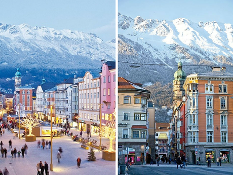2016 Travel Wish List: 10 Cities to Visit in Europe - innsbruck