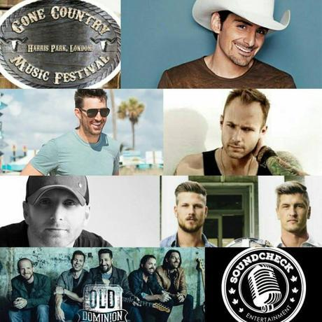 Ontario – A Hot Bed for Country Music Festivals in 2016