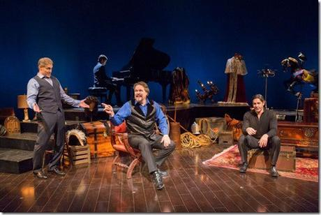 Review: Baritones Unbound (Royal George Theatre)