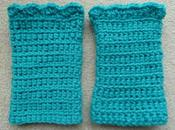 Crochet Success Pair Wrist Warmers