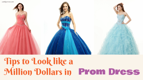 Million Dollar Prom Dresses