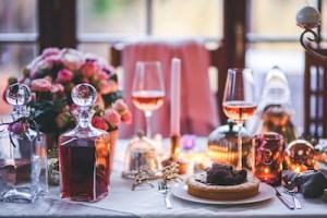 christmas dinner table how to organize christmas day dinner what to cook