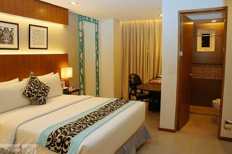St mark hotel elegant boutique accommodations in cebu for Boutique hotel elegant