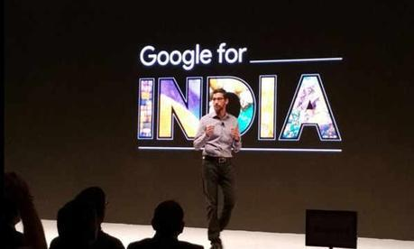 Google for India, A Doorway for Better Possibilities