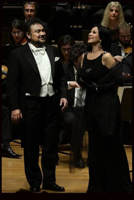 Official PHOTOS - Gala concert in Monte Carlo, 18.12
