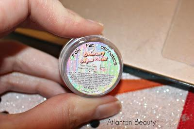 Geek Chic Cosmetics Moon Prism Power Makeup Swatches and First Impression