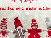 Easy Ways Spread Some Christmas Cheer