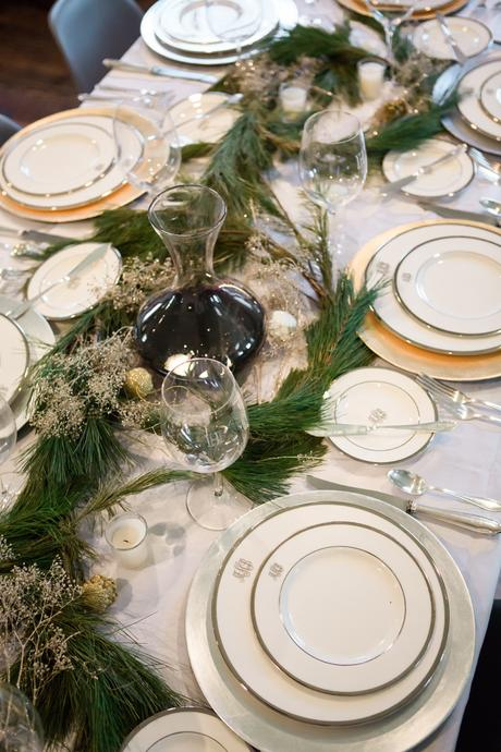 Holiday Party Tablescape-6