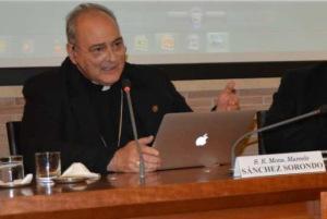 Bishop Marcelo Sanchez Sorondo at Acton Institute conf., 12-3-2015