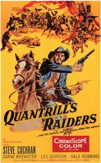 #1,954. Quantrill's Raiders  (1958)