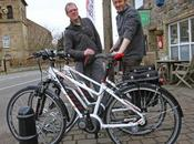 Electric Bikes Across North Pennines