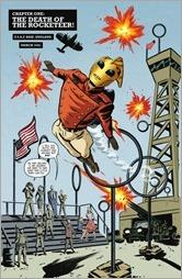 The Rocketeer At War! #1 Preview 3