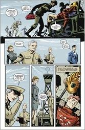 The Rocketeer At War! #1 Preview 5