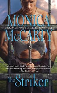 The Striker by Monica McCarty - Spotlight and Review