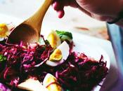 Beetroot Apple Salad with Cumin Vinaigrette (Vegetarian)