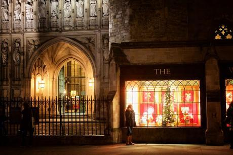 Between Cathedrals Christmas 2015