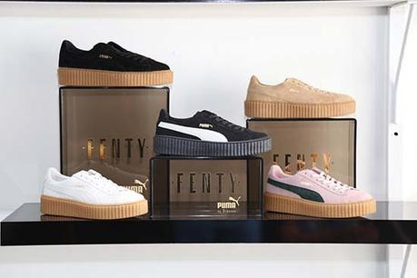 The Creepers, designed by Rihanna for Puma