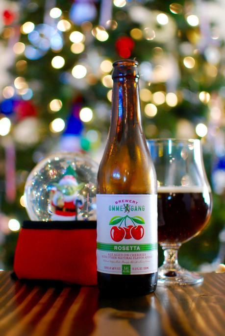 Beer Review – Brewery Ommegang Rosetta