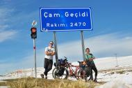 Favorite Cycling Routes: Eastern Turkey