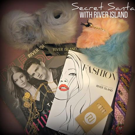 Secret Santa with River Island // #IPartyWith