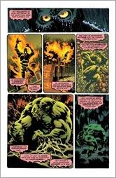 Swamp Thing #1 Preview 2