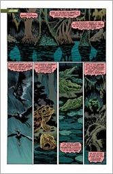 Swamp Thing #1 Preview 1