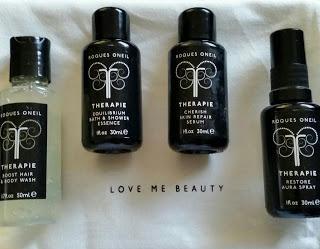Love Me Beauty Box December 2015