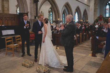 Dorset Christmas Wedding