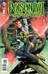 Poison Ivy: Cycle of Life and Death #1 Cover