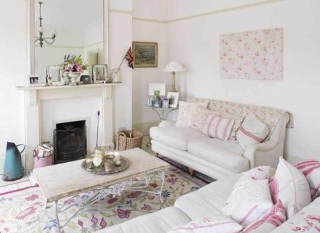 shabby and chic home decor