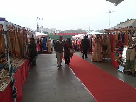 Oh What FUn Christmas Market At DLF PLace Saket